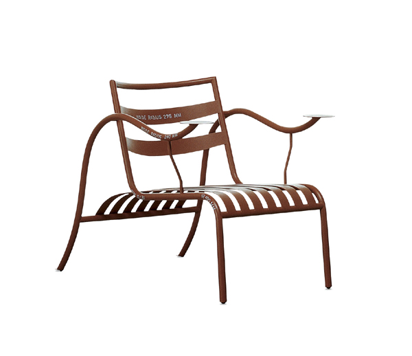 Thinking Man's chair by Jasper Morrison for Cappellini £1476