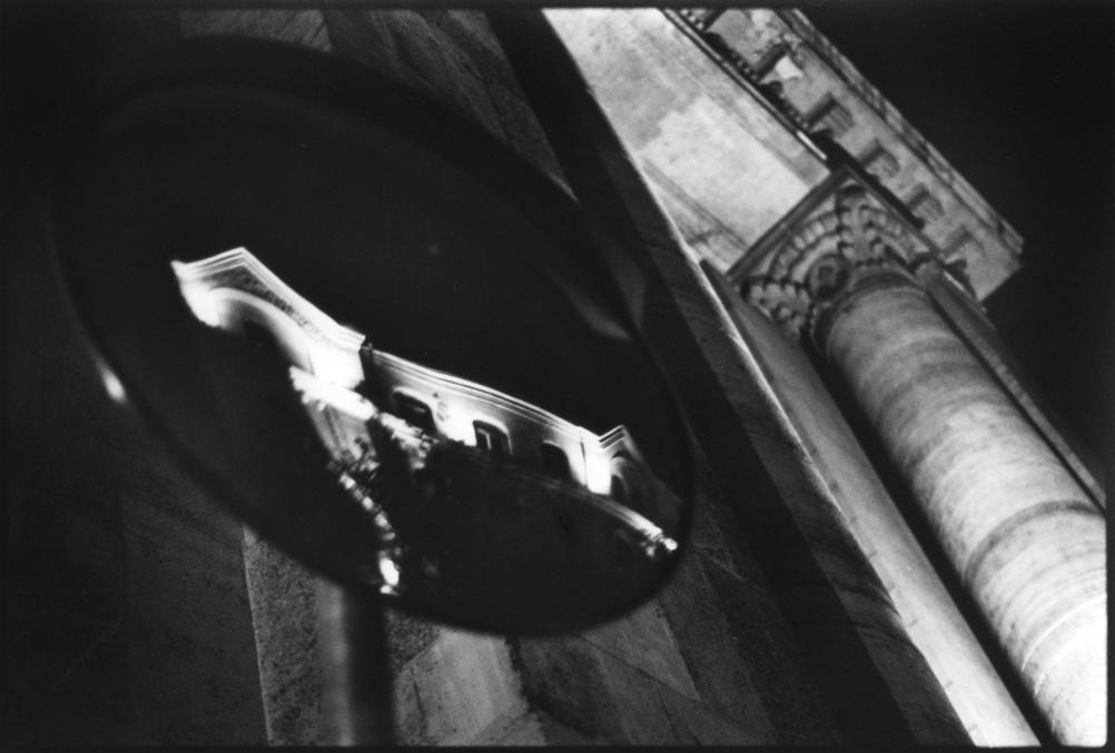 Mirror Night, by Nicola Bensley