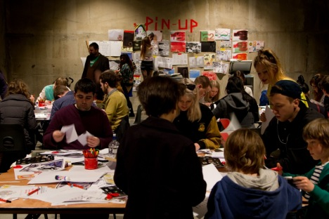 Events will take place throughout the pop-up's tenure