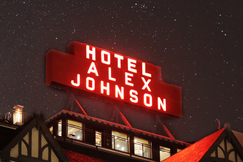 Render for Hotel Alex Johnson, which will be part of the Curio Collection
