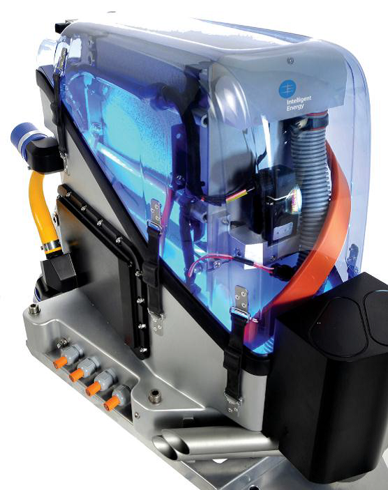 Dyson Fuel Cell model