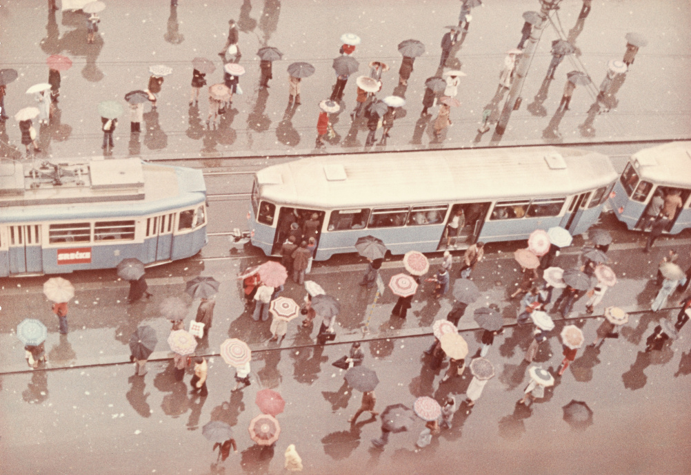 Dmitri Baltermants Rain, 1960s