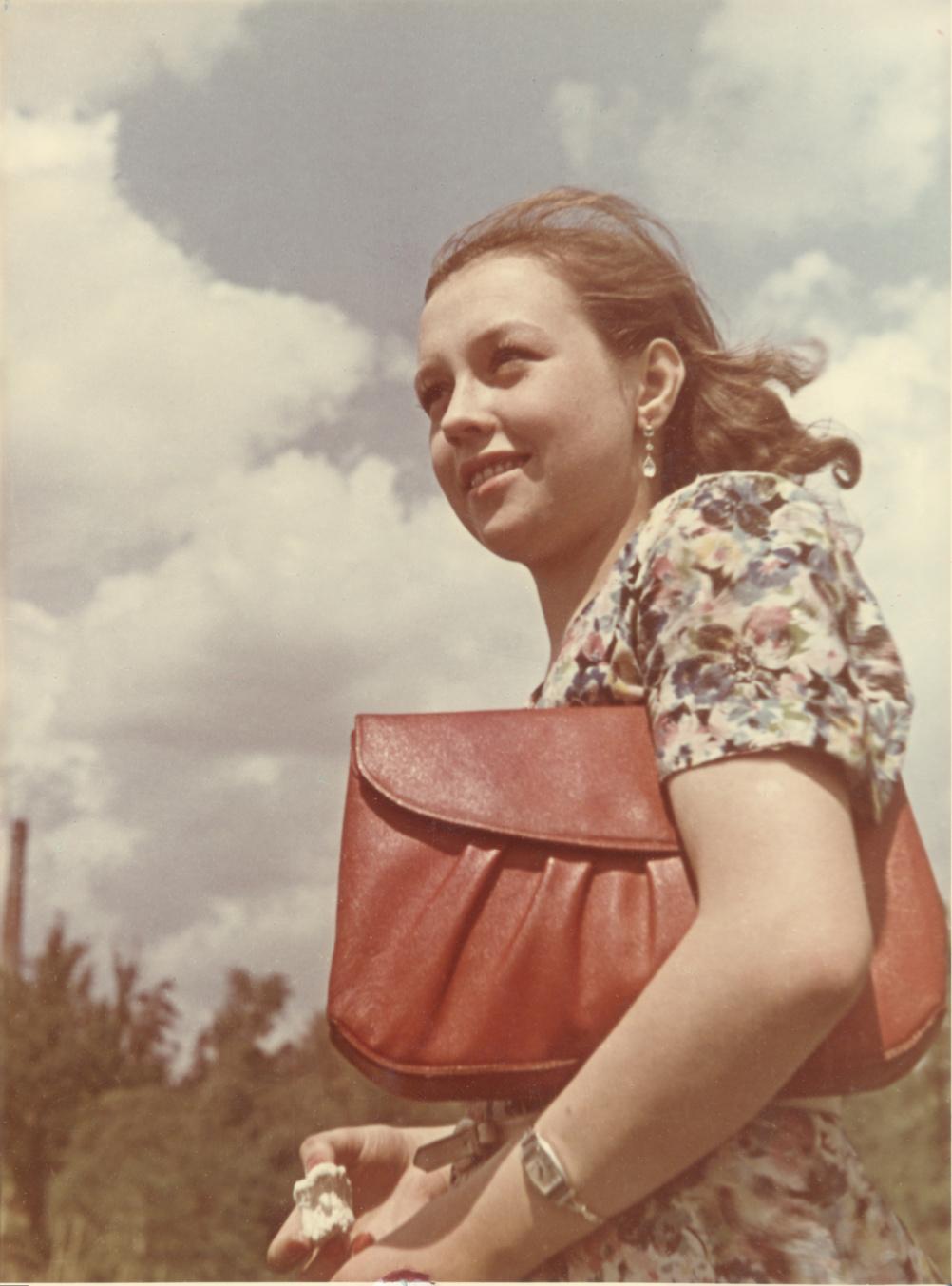 Ivan Shagin Student, beginning of 1950s