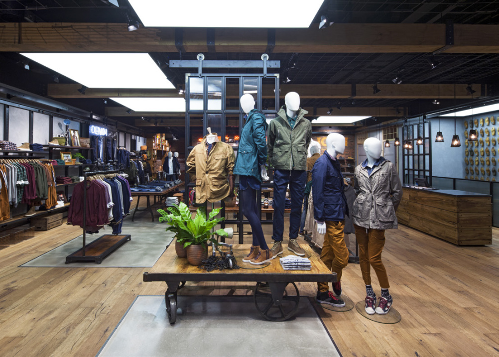 Timberland London Flagship Store