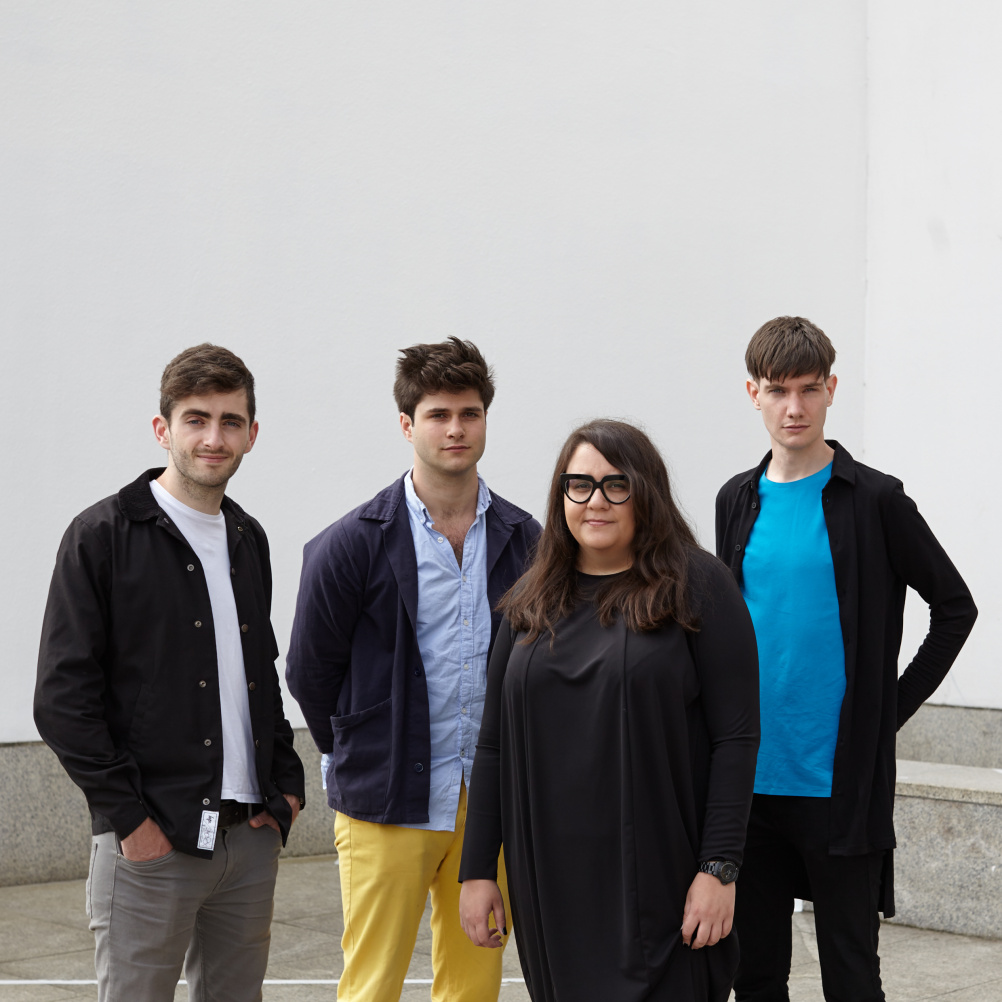 The designers in residence