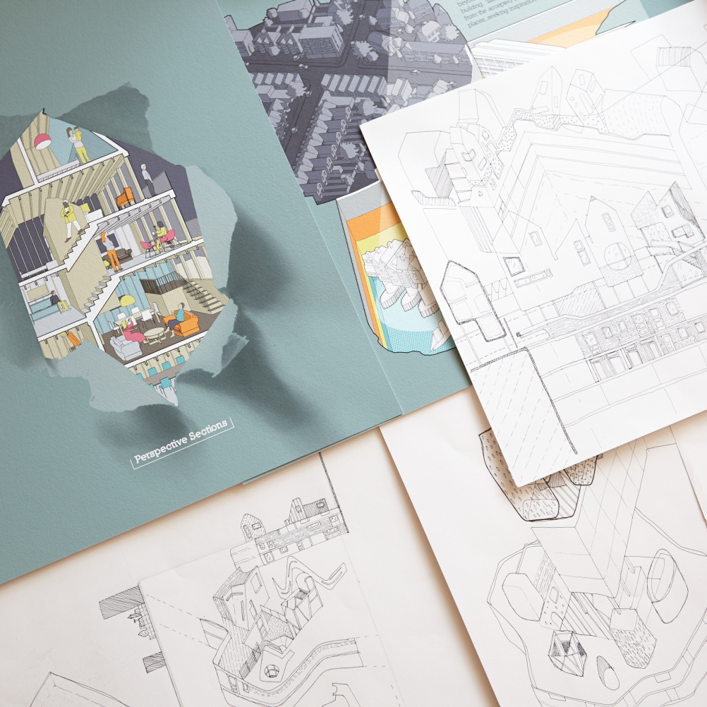 James Christian's designs
