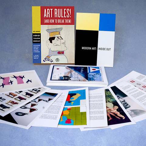 Art Rules! cover