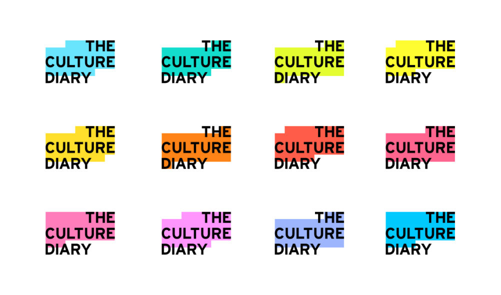 The Culture Diary logos