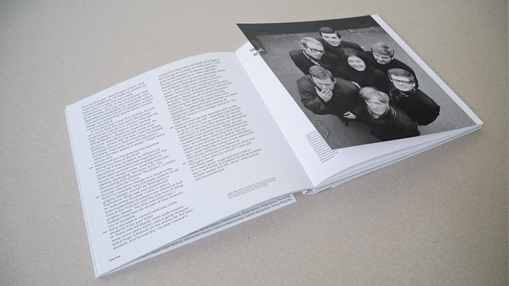 RCA book gatefold