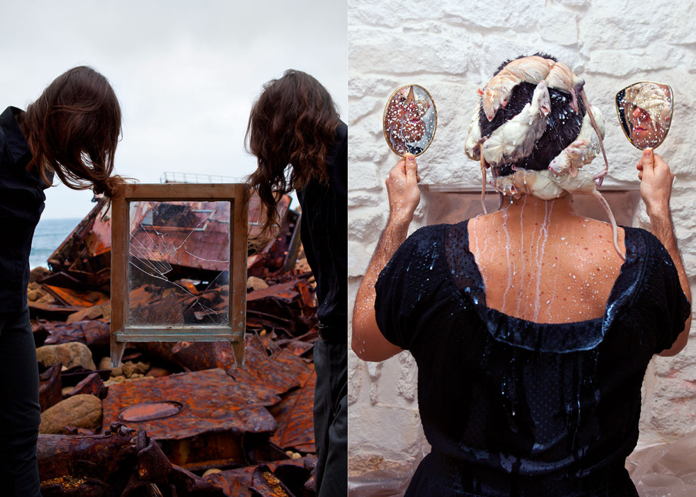 Alexandra Zierle & Paul Carter and manuel Vason, Double Exposures, Penzance, 2013