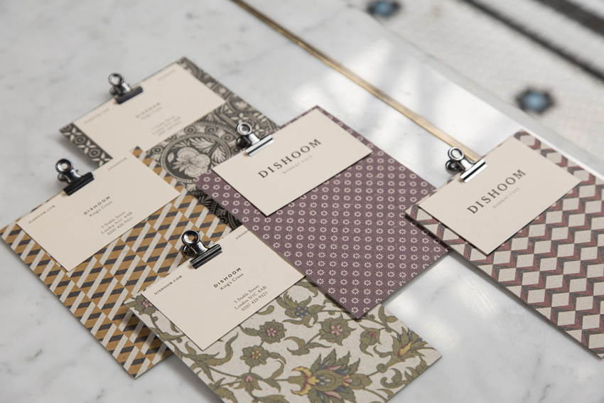 Dishoom King's Cross designs by & Smith