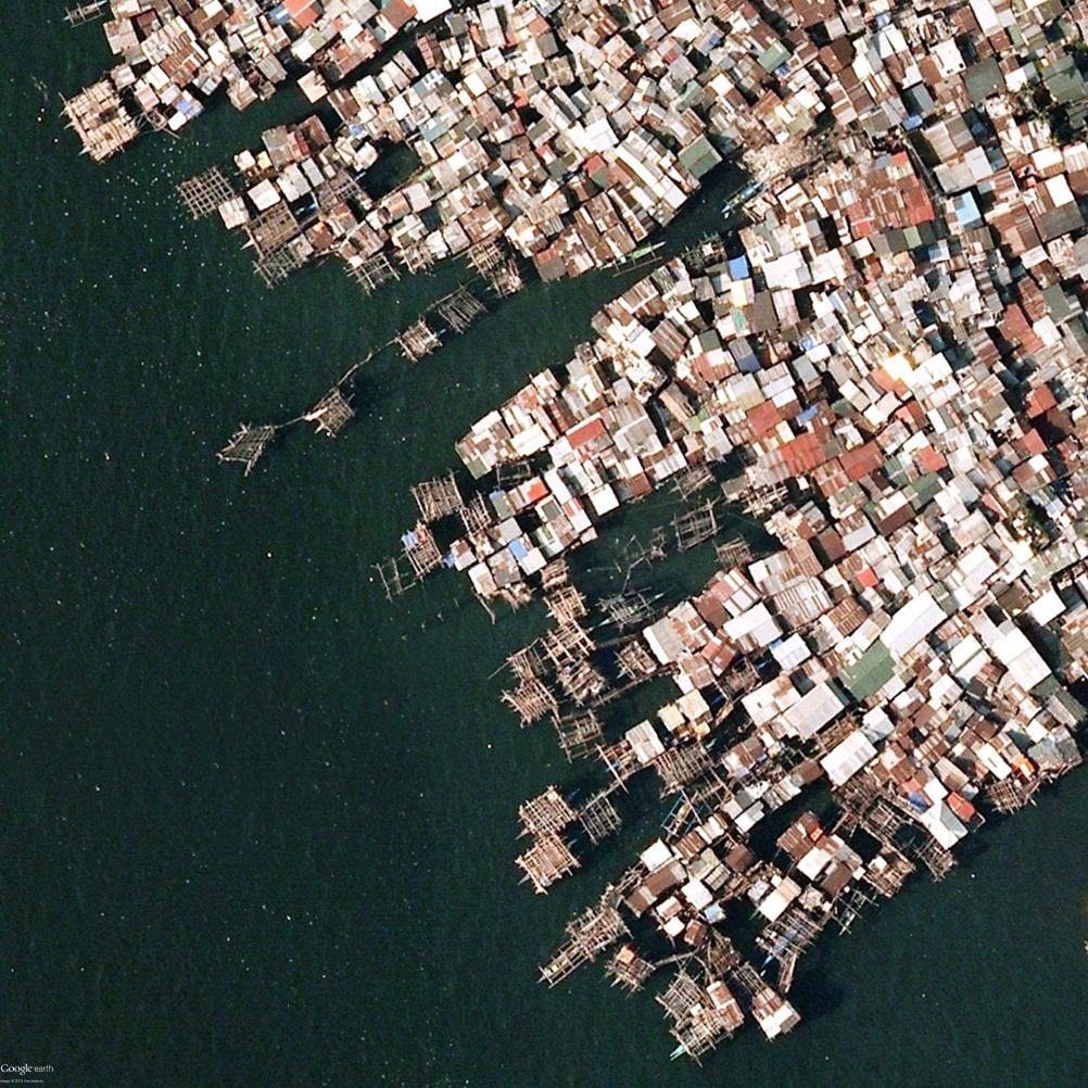 Development in Manila, the Philippines