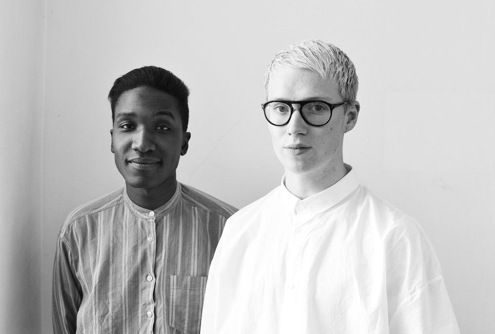 Agi Mdumulla and Sam Cotton