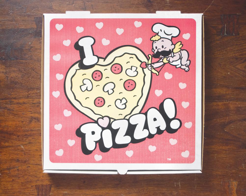 the art of the pizza box design week. Black Bedroom Furniture Sets. Home Design Ideas
