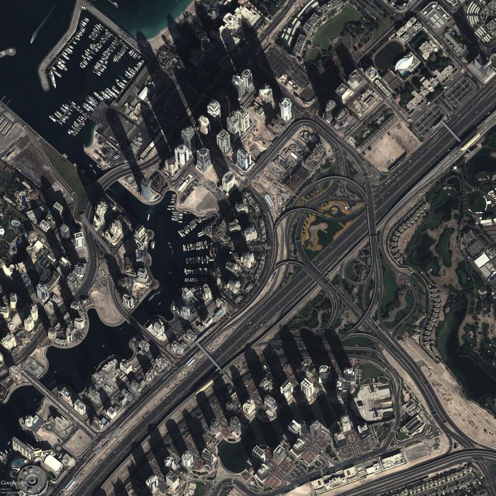 Dubai in 2014