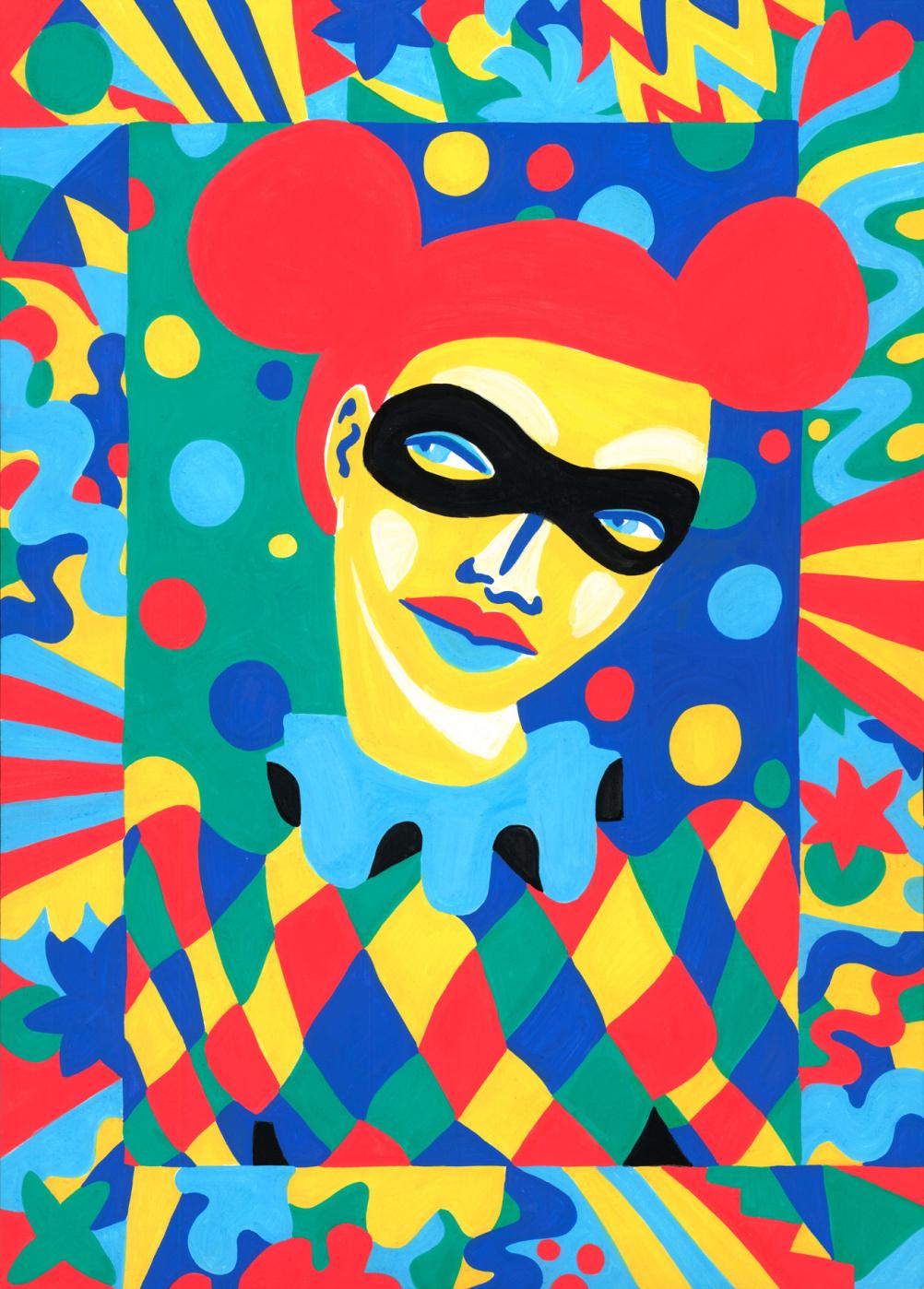 Circus Babe by Lynnie Zulu