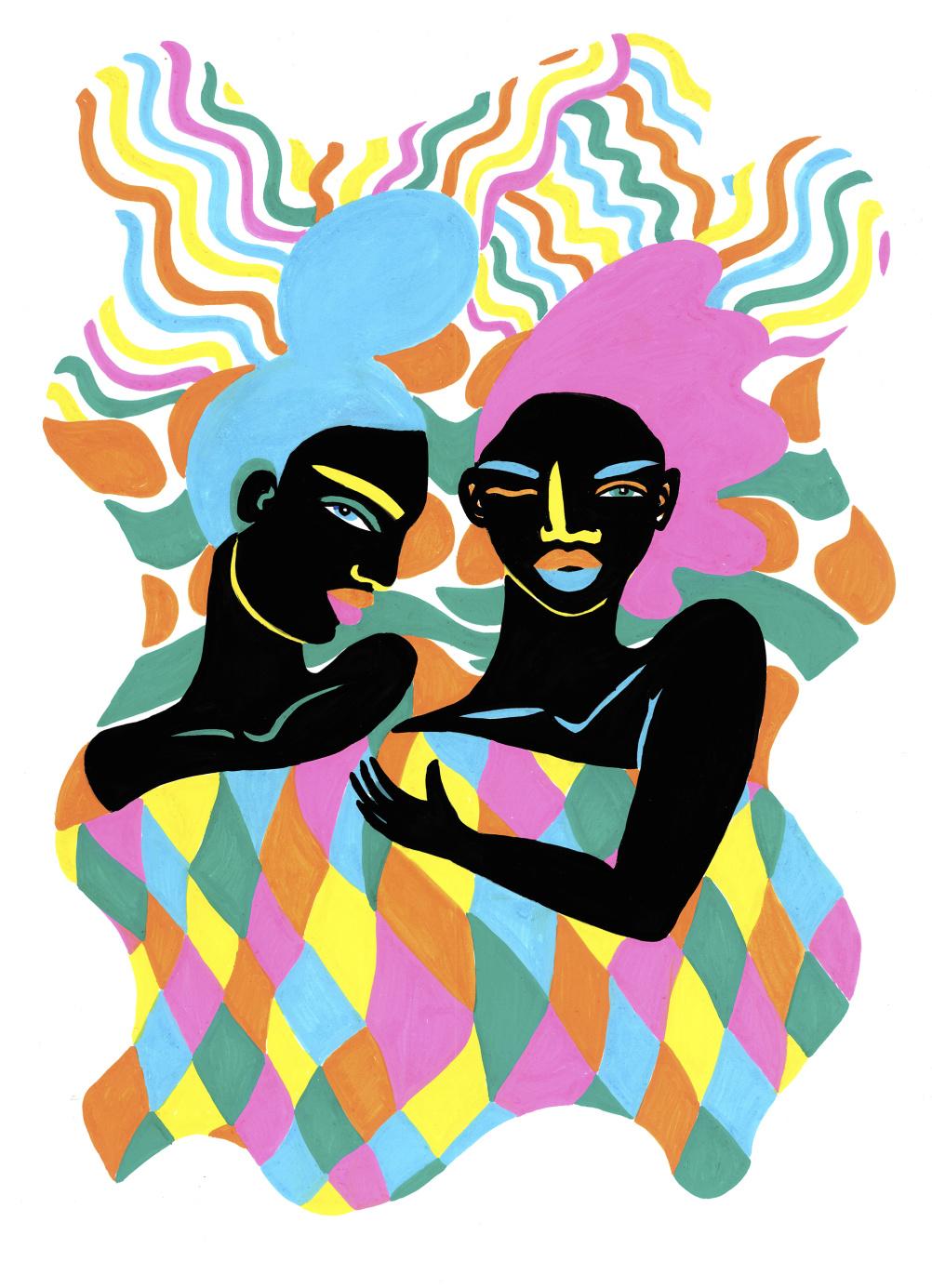 Duvet Days by Lynnie Zulu