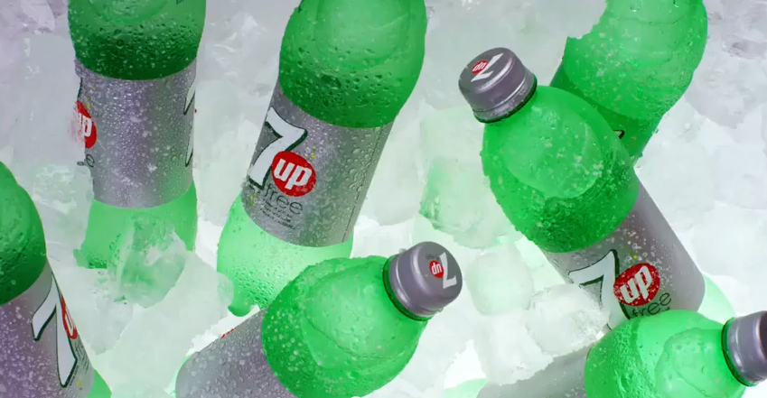 7up Feels Good to Be You campaign