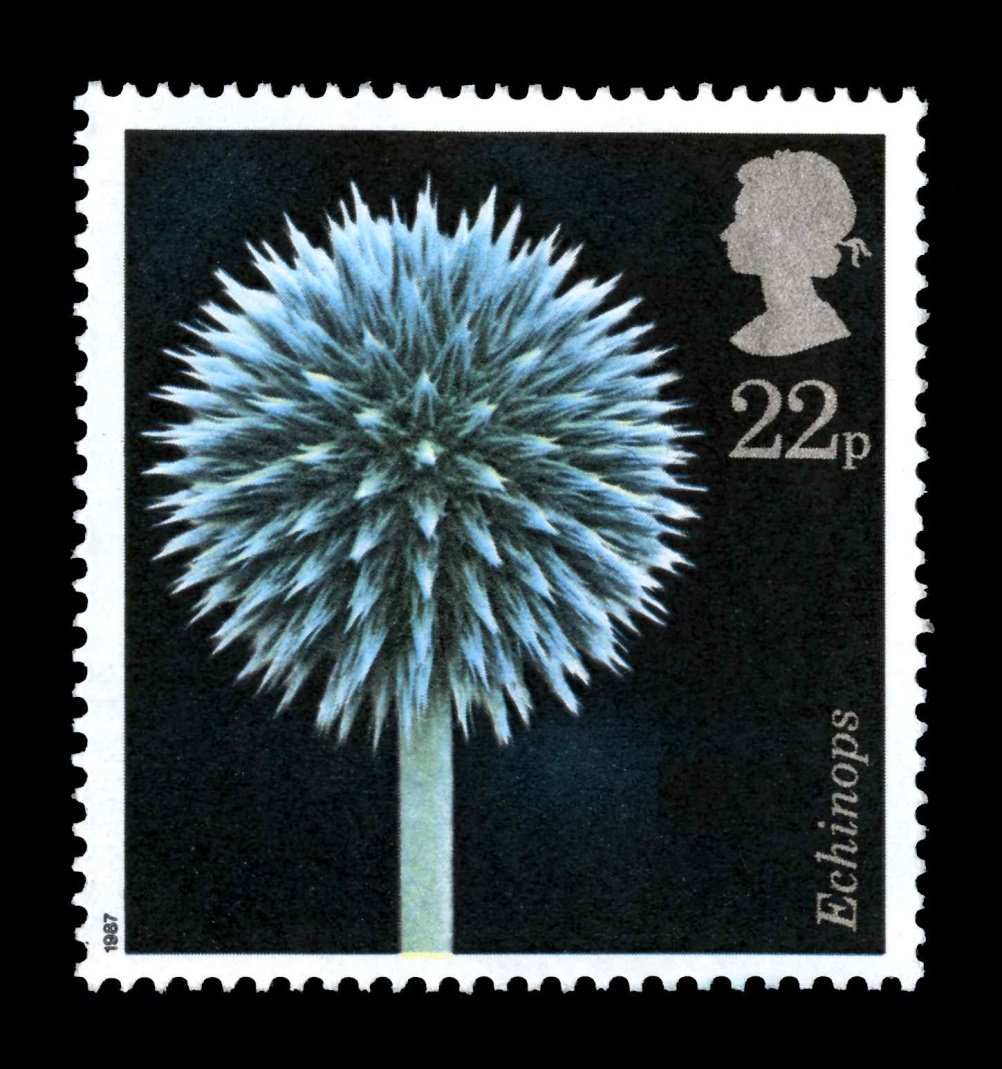 Special Stamps 50th anniversary Royal Mail Flowers