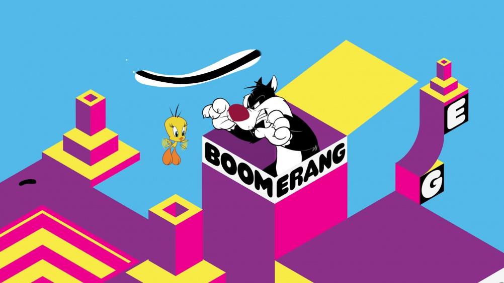 Boomerang Branding, by Art & Graft