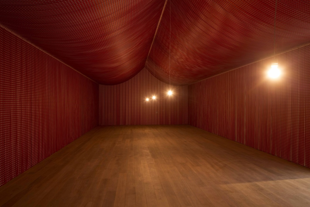 Cornelia Parker's War Room installation