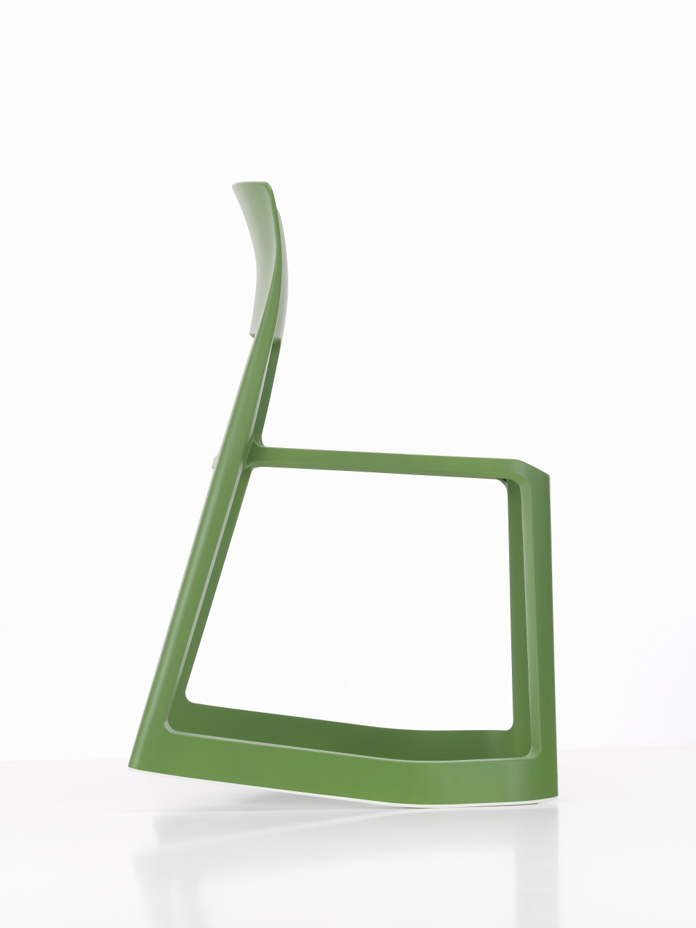 """Vitra Tip Ton chair in """"Cactus"""""""