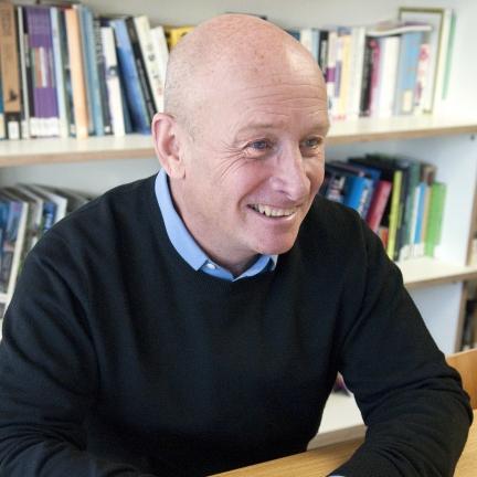 John Mathers, chief executive, Design Council