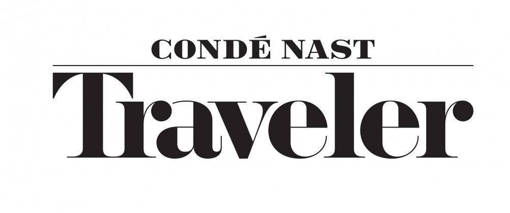 Condé Nast Traveller identity, developed with Henrik Kubel