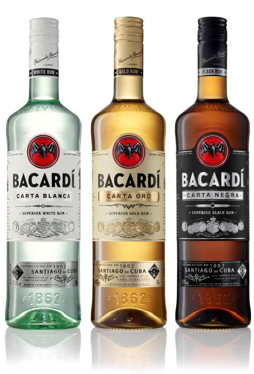 Mix Drinks With Bacardi Superior Rum