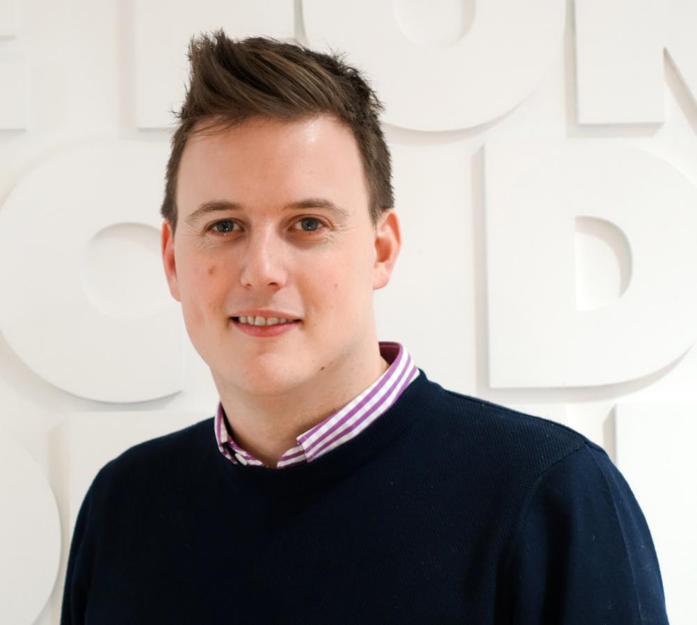 Paul Thurston, head of service design, PDR
