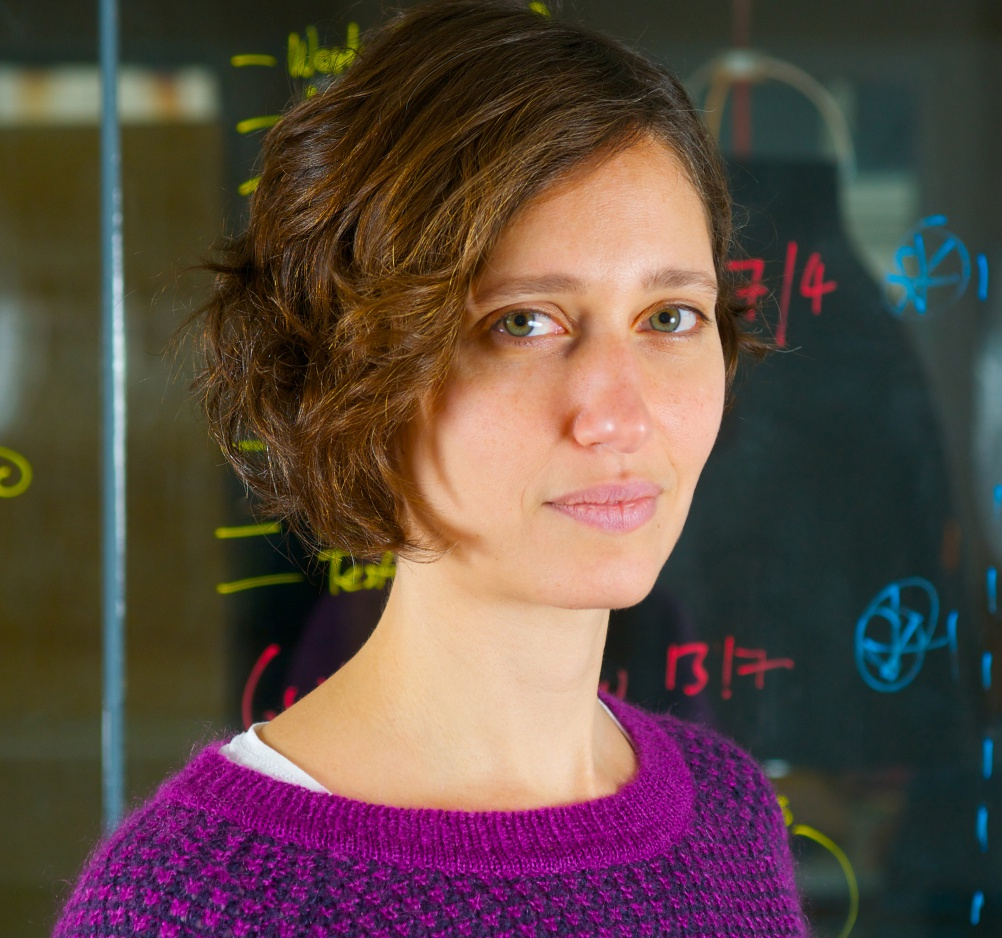Viviana Doctorovich, user experience designer and co-founder of Ladies That UX