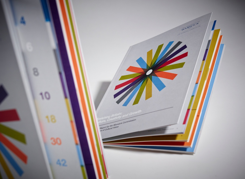 The report has been designed by Creative Triangle