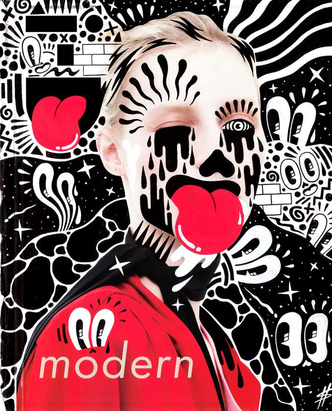 i-D magazine cover