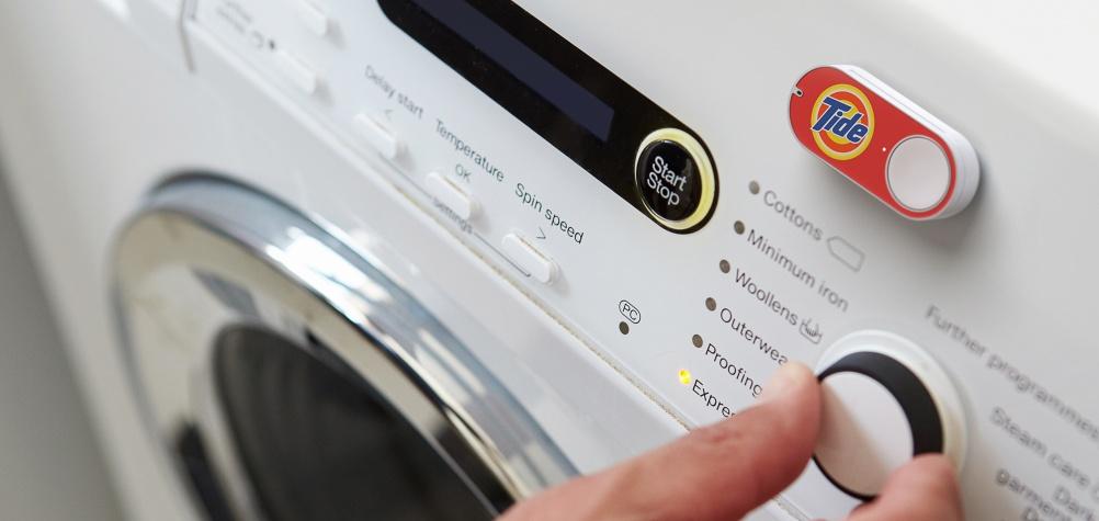Laundry - Dash Button