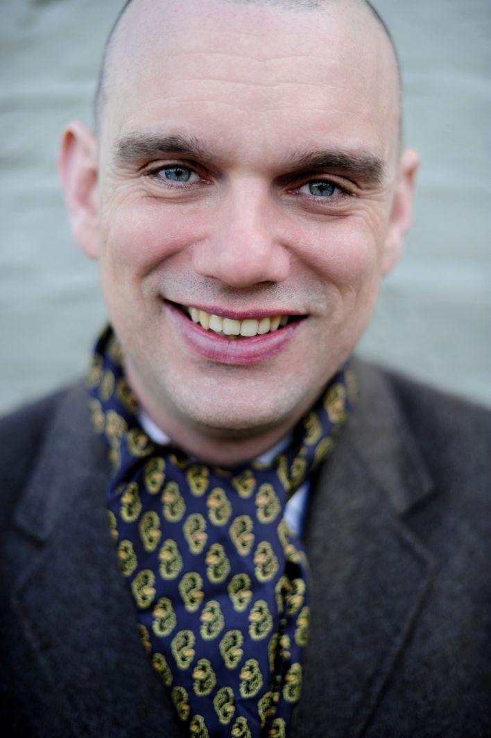Sam Delaney, author of Mad Men And Bad Men – What Happened When British Politics Met Advertising (Faber, £14.99)