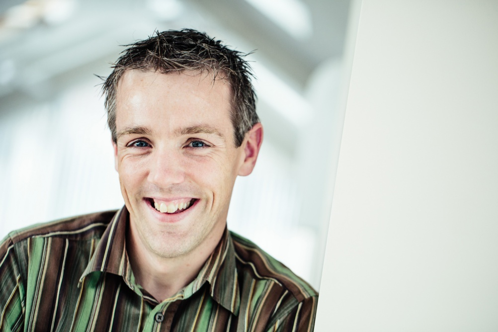 Paul Lee, senior designer, Mather & Co