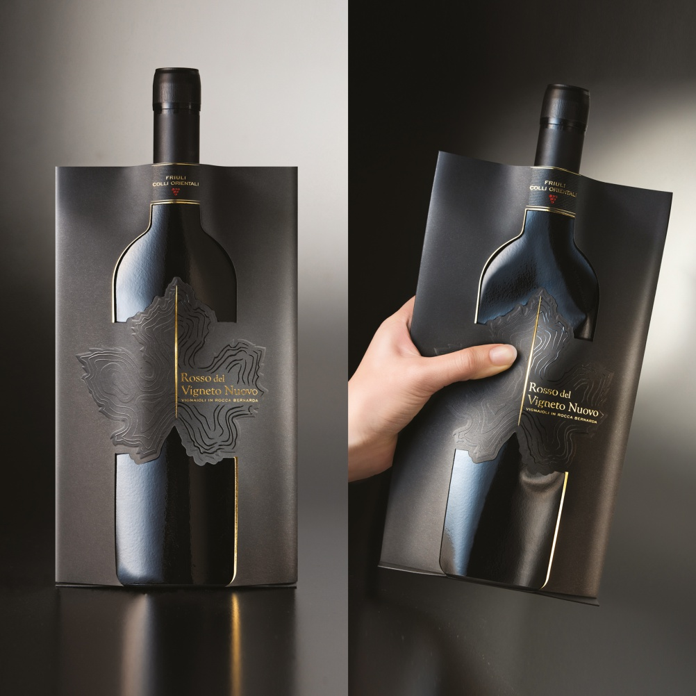 Wine pouch by reverse innovation for Product design jobs amsterdam
