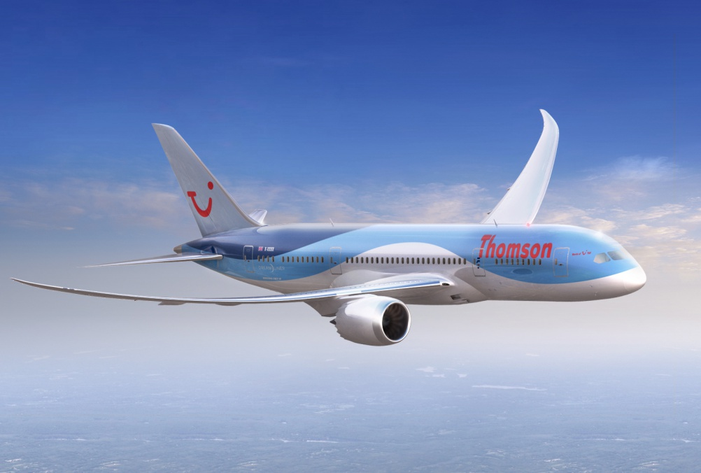 "Thomson to rebrand as TUI Group ""master brand"""