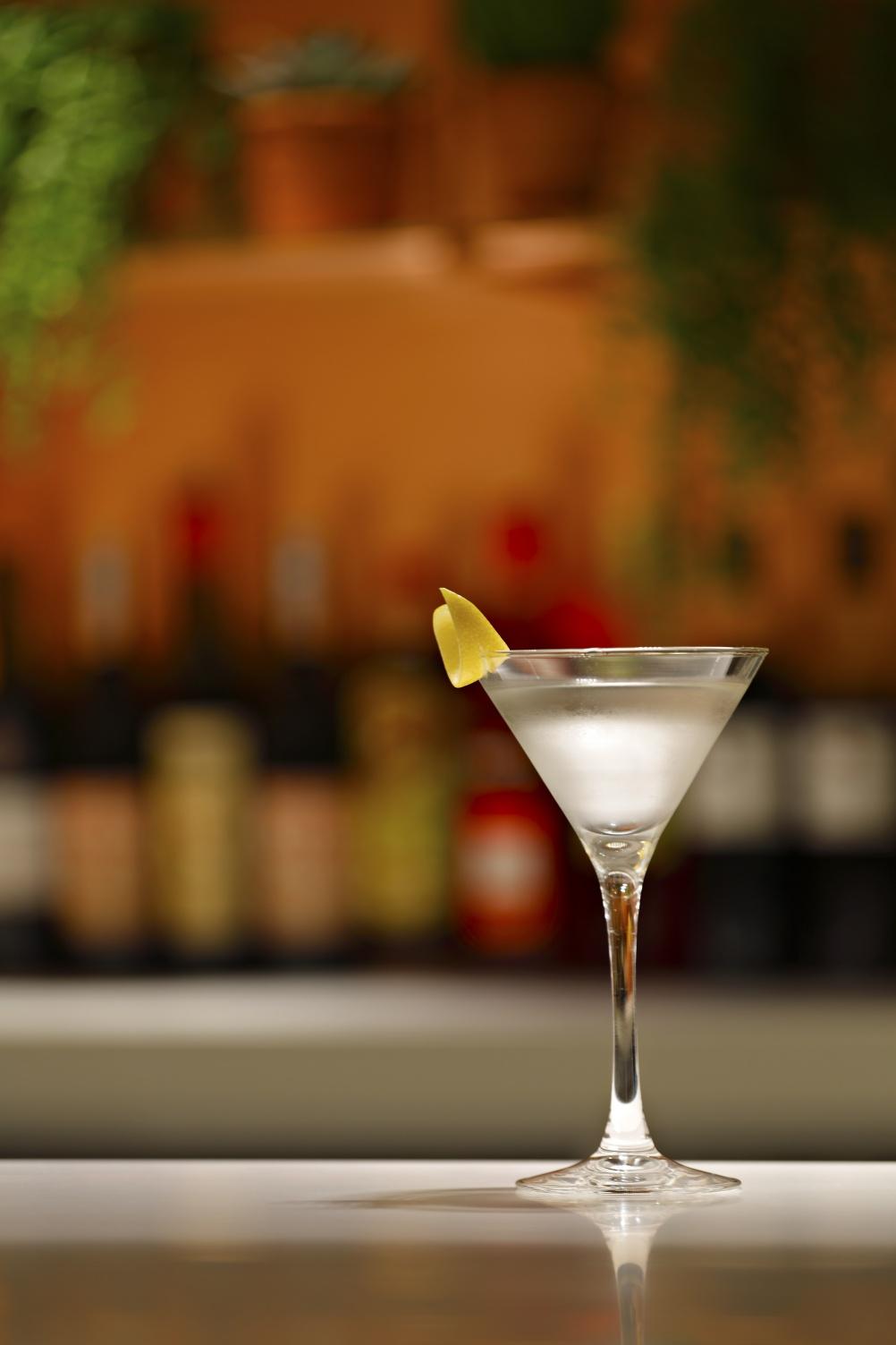 Classic Grey Goose Martini