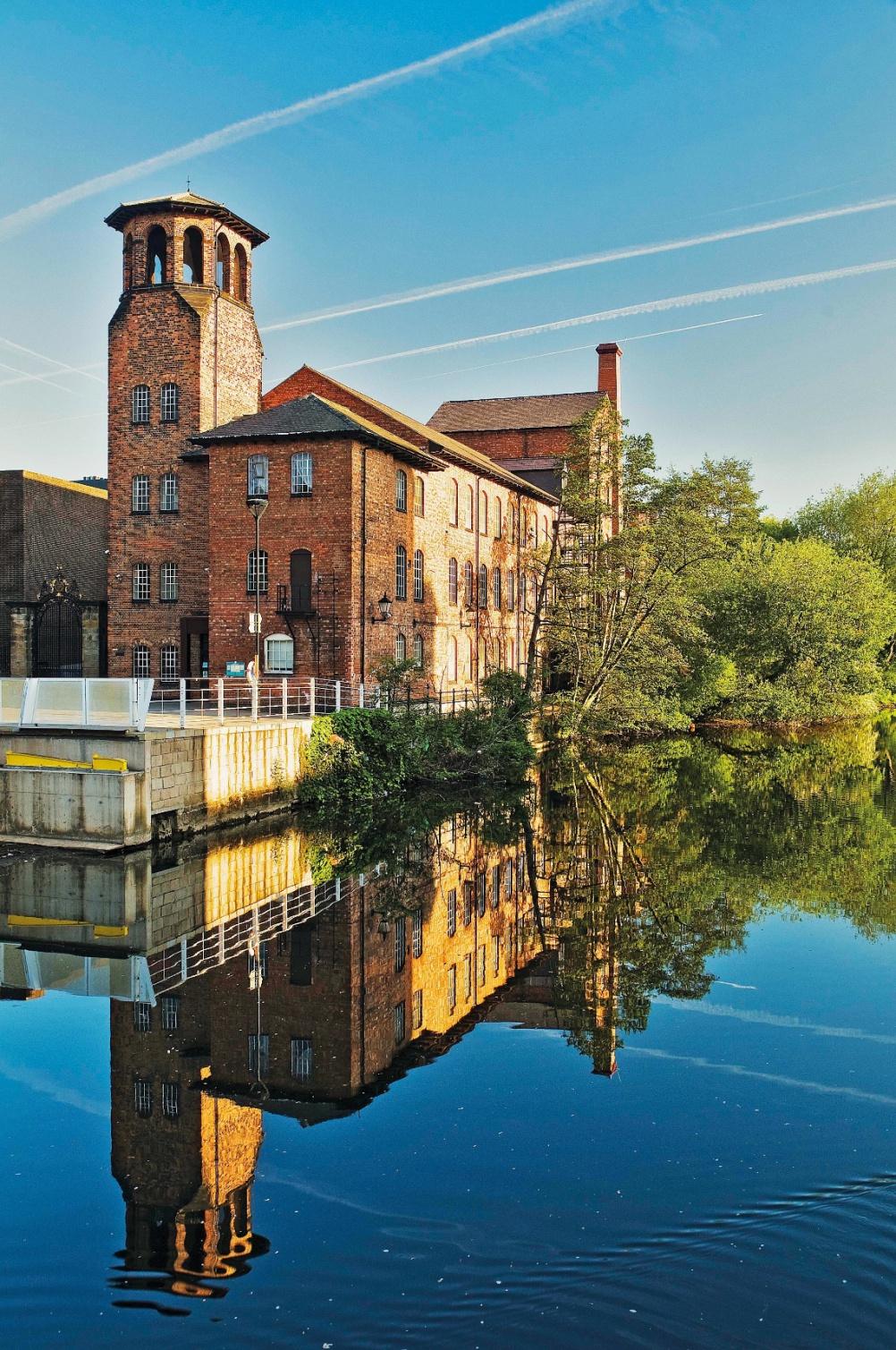 Derby Silk Mill - smaller