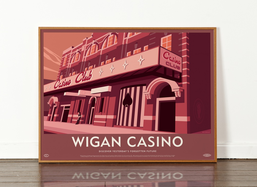 Dorothy 0088 - Lost Destination - Wigan Casino Frame M