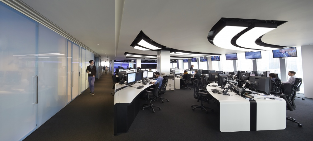 Veech Media_Al Jazeera Studio_The Shard_London_©Hufton+Crow_019
