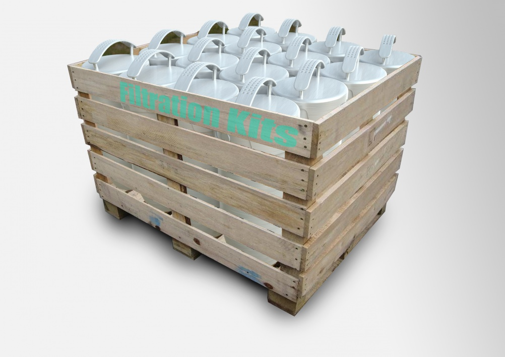 Winner Unilever_Christopher Rothera - Sustainable Filtration Kit