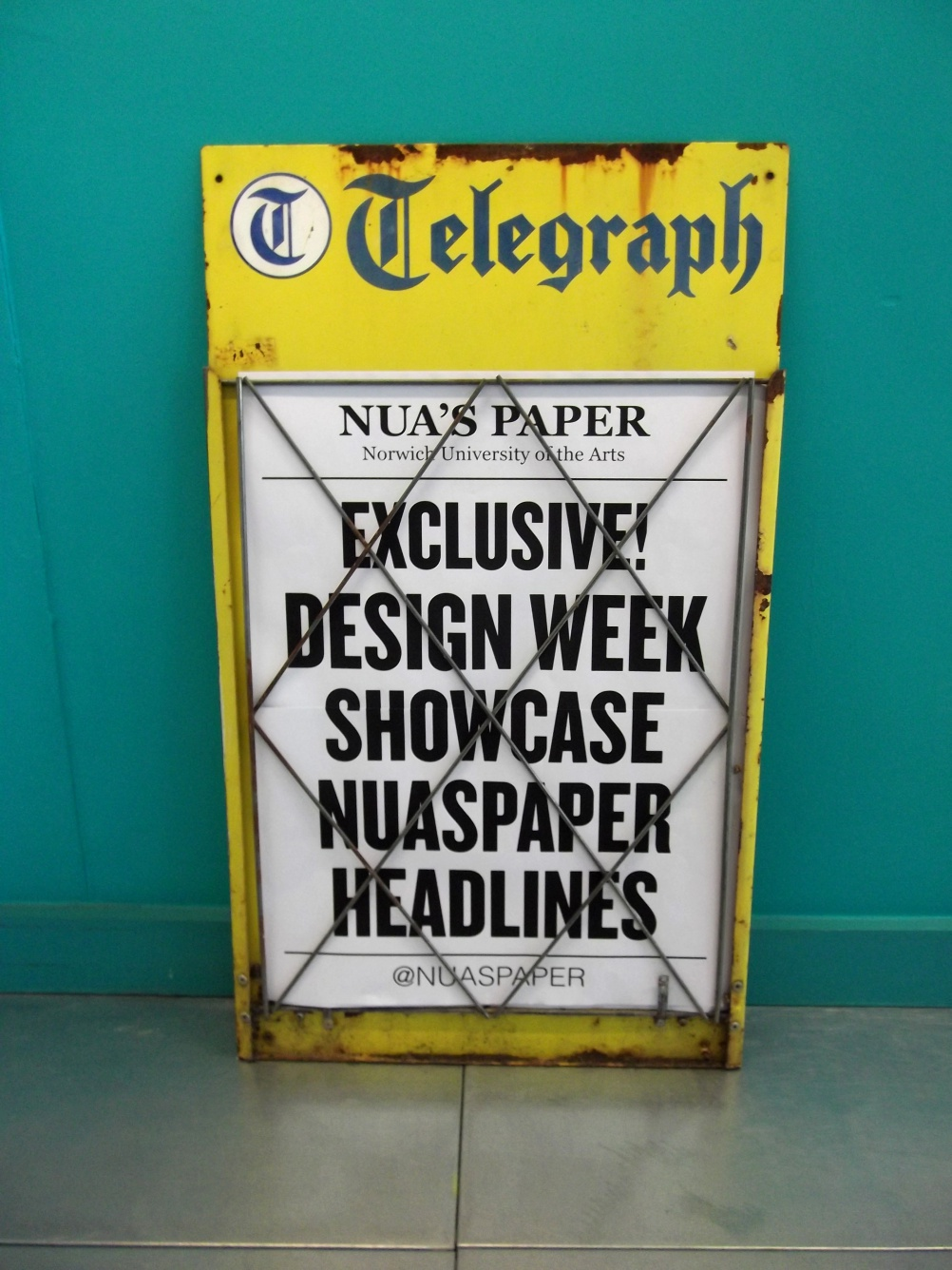 designweek NUAspaper1