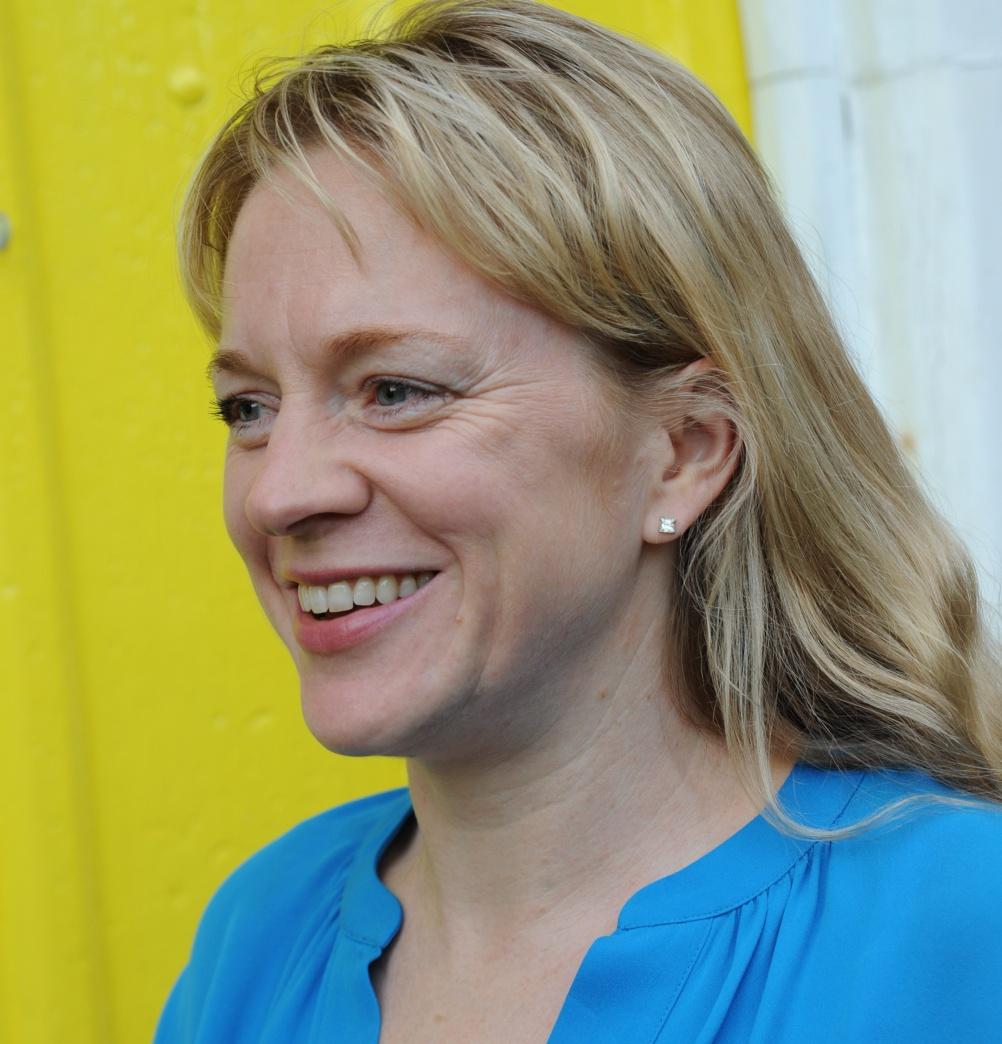 Erika Clegg, co-founder, Spring