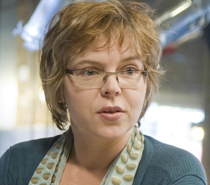 Patricia van den Akker, director, The Design Trust
