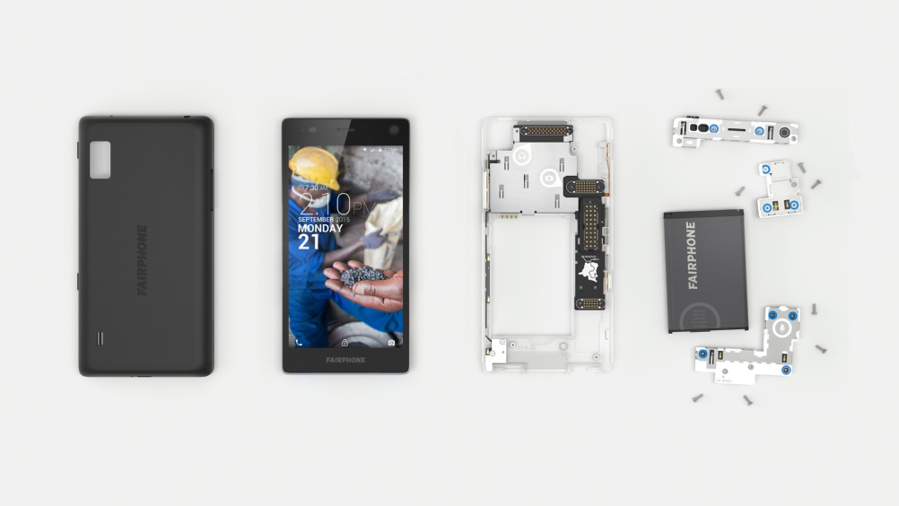 Disassembling the Fairphone