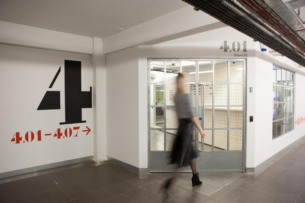 StartJG's London studio