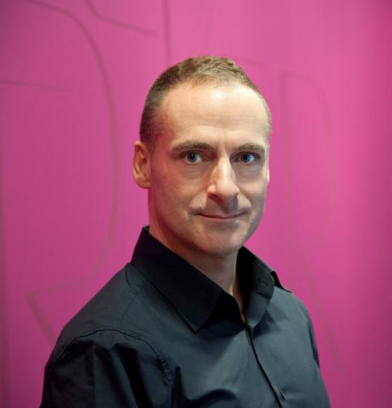 Stephen Bell, executive creative director, Coley Porter Bell