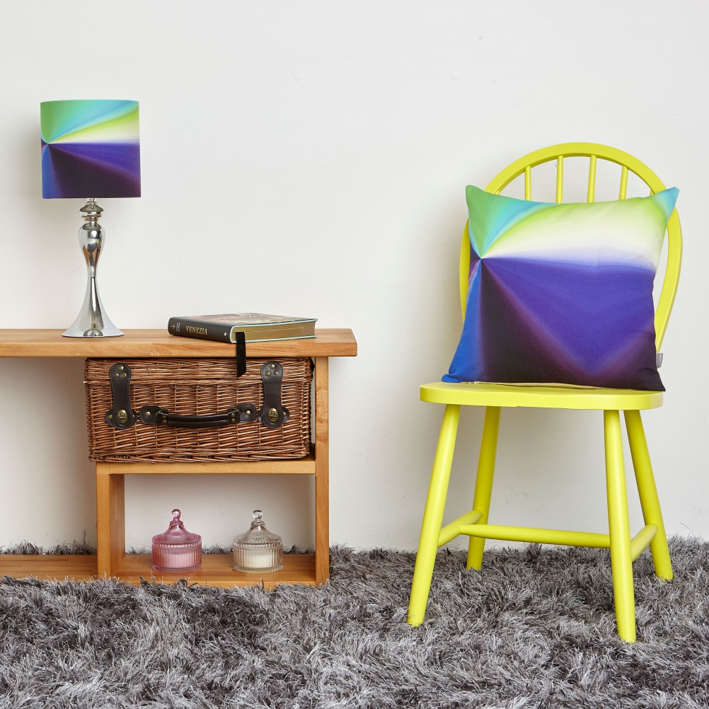 Sophia O'Connor, Lightening Lampshade – New Designers 2015 One Year On